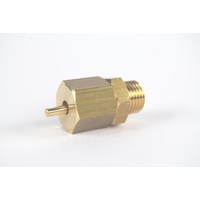 "Anti Vacuum Valve 1/4"" Large"