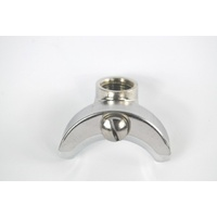 Double Spout Adjustable 3/8""