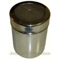 Chocolate Shaker - Stainless Steel