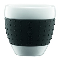 Bodum Pavina Porcelain Mugs (Set of 2) 250ml