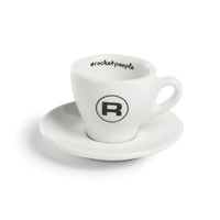 Rocket Espresso Cup & Saucer (set of 6)