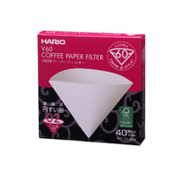 Hario V60 Filter Paper - 2 Cup - 40pk