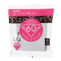Hario V60 Filter Paper - 2 Cup - 100pk