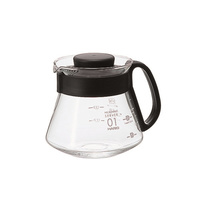 Hario Glass Server 360ml- Black