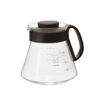 Hario V60 Glass Server 600ml - Black