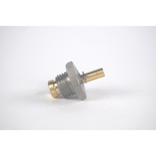 "Anti Vacuum Valve Small 1/4"" Long Piston"