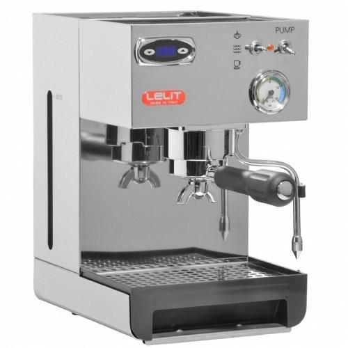 lelit espresso machine review