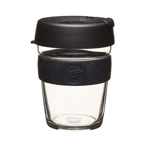 Keep Cup Brew - Black [Size: 12oz]