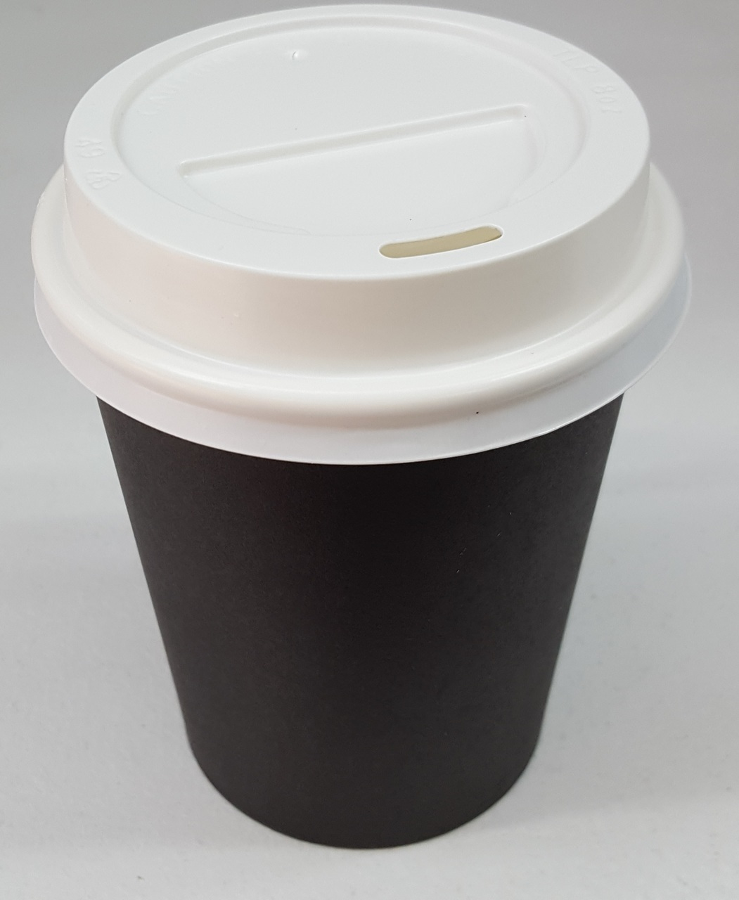 Takeaway Coffee Cup And Lid Large 12oz 100