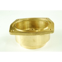 MC136 - Lelit Lower Brass Boiler