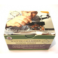 Scottie Callaghan Professional Dosing Tools