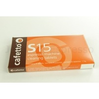 S15 Cafetto Tablets Blister Pack