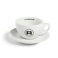 Rocket Cappuccino Cup & Saucer (set of 6)