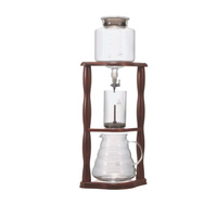 Hario Cold Dripper - 6 Cup Wood Frame