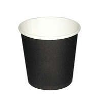 Takeaway Coffee Cup and Lid - 4oz (100)