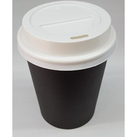 Takeaway Coffee Cup and Lid - 12oz (100)